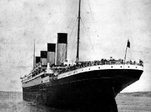 【世界十大未解之謎】之五: 泰坦尼克號沉沒(視頻)