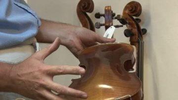 港製琴大師讚大賽展小提琴魅力