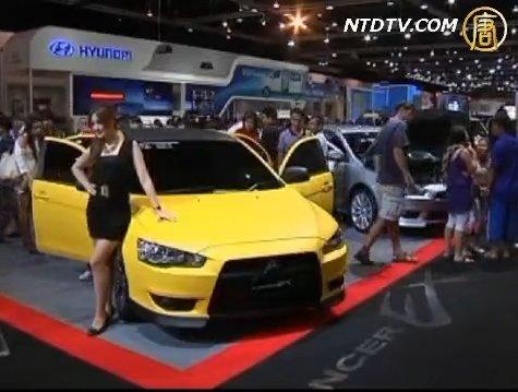泰國車展落幕 商家訂單猛增