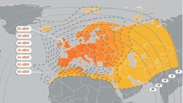 新唐人欧洲卫星转为欧鸟9号卫星