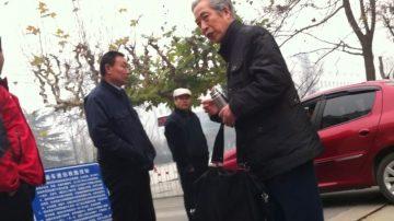 孫文廣:為防獨立參選山東大學封鎖校門