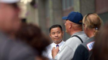 汪北稷:華裔在美參政,法輪功問題是試金石