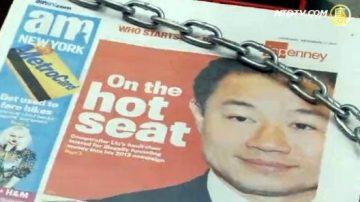 陸東:劉醇逸為何帶案高調競選市長