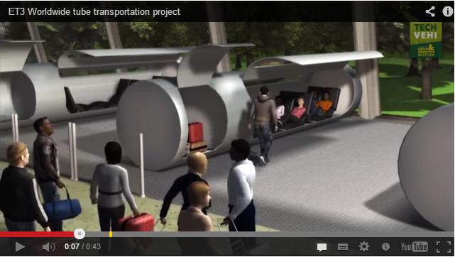 加州富豪蓋高鐵 拼第5大交通工具(視頻)