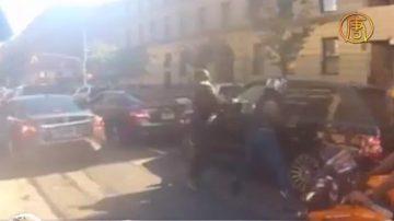 纽约飞车党围攻事件 卧底警察被捕