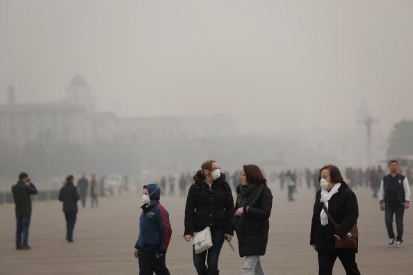 世衛:全球每8人就有1人死於空氣污染