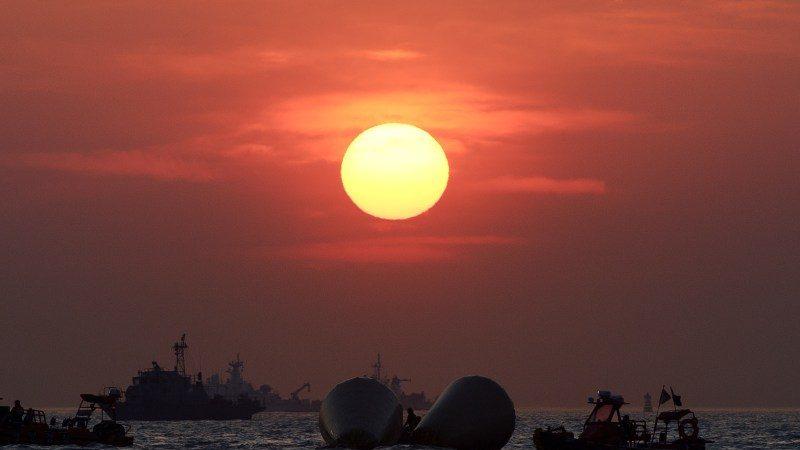 朝鮮日報:「歲月號」中文應為「世越號」