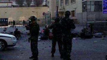 乌市爆炸重创旅游 京沪等地政审维族生促响应政府