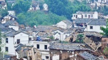 云南灾情:灭村断路 尸体遍地 缺粮缺水