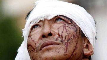 【云南影像】废墟中的血泪 震撼你的心