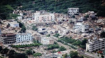云南地震 重灾村无助 5000灾民几被遗忘