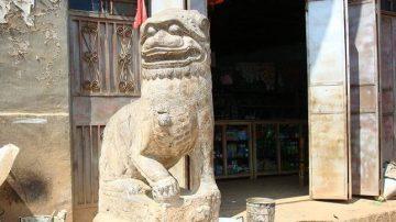 武当剑:鲁甸地震再次演绎红眼石狮传说