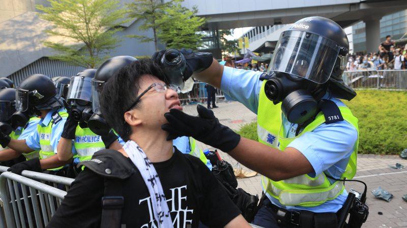 「本是同根生」一名香港警察的懺悔