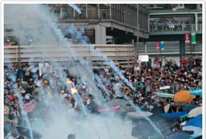 唐柏橋:香港雨傘運動及未來中國民主革命之展望