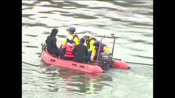 中研院水下考古队 携探测仪加入搜救