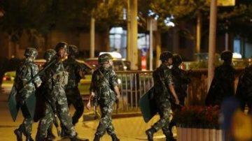 新疆惊传人肉炸弹血案 约20死伤 全城戒严