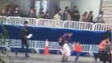 广州火车站砍人事件疑因公安围捕新疆人诱发