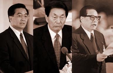 拒乔石忠告 对朱镕基胡锦涛咆哮 江泽民惹大祸