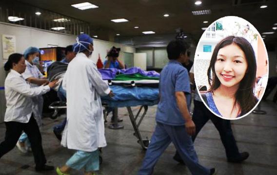 八仙塵爆 港18歲少女轉上海 或3症齊發