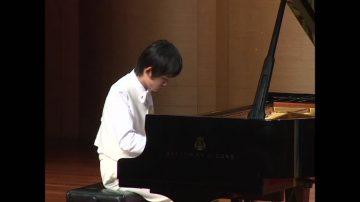 新唐人亞太音樂大賽  鋼琴決賽揭曉