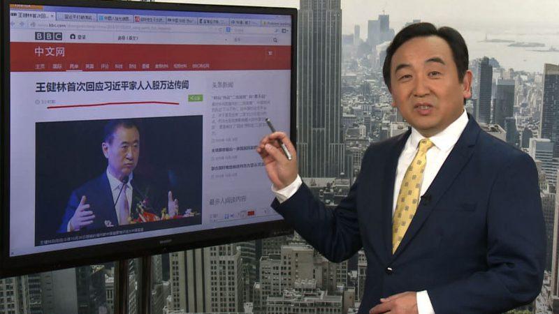 石涛:习近平家族财富再被点出 为哪般?
