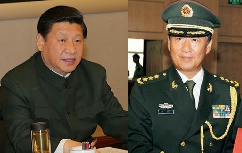 五中全会或增补军委委员 刘源仕途再引关注