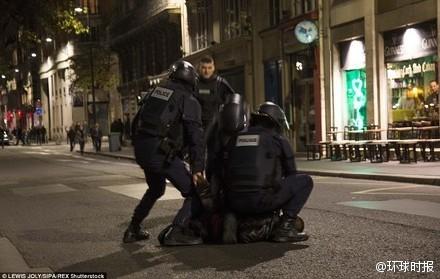 巴黎恐袭 所有凶手被全部击毙
