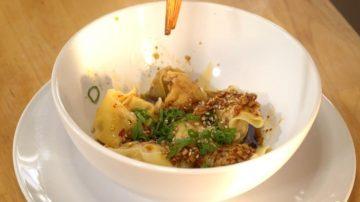 【美食天堂】四川红油抄手|美味麻辣食谱