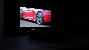 保時捷718 Boxster亮相紐約車展