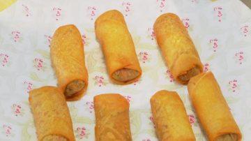 【美食天堂】蔬菜春卷 | 中国民间传统小吃食谱 |