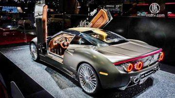 2016 紐約國際車展 六款新車搶先看