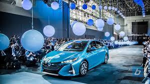 2017豐田Prius Prime超夢幻登場