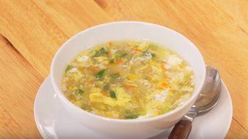 【美食天堂】最棒蔬菜蛋花汤的秘诀 | 美味家常料理食谱 |