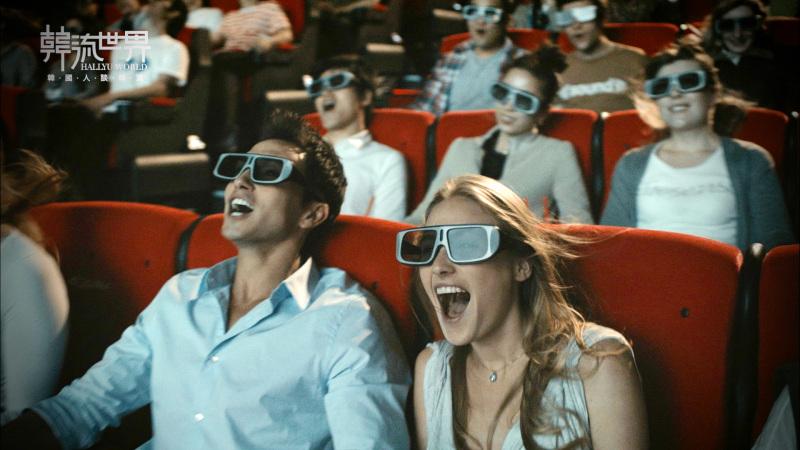 4DX 电影院 纽约时代广场开幕 (视频)