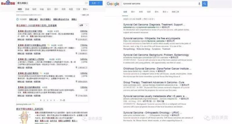 魏则西如果当初使用谷歌搜索而非百度 网文疯传