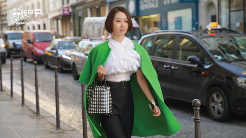 适合东方人的欧式服装搭配 PAROSH (视频)