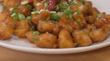 【美食天堂】美国著名的左宗棠鸡食谱
