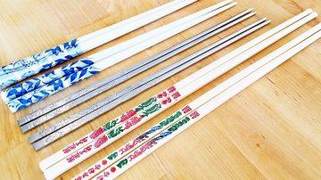 【美食天堂】3个国家的筷子礼仪:中国VS韩国VS日本