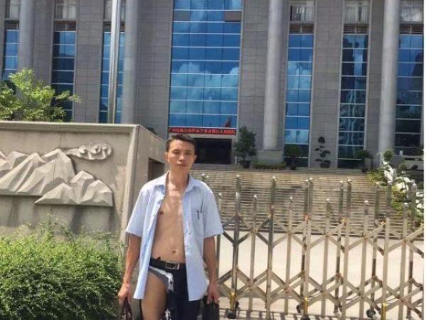 吳良述律師:我被法院強行檢查手機並被暴力毆打的經過說明
