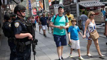 國際城市屢遭恐襲 紐約警方:早有準備