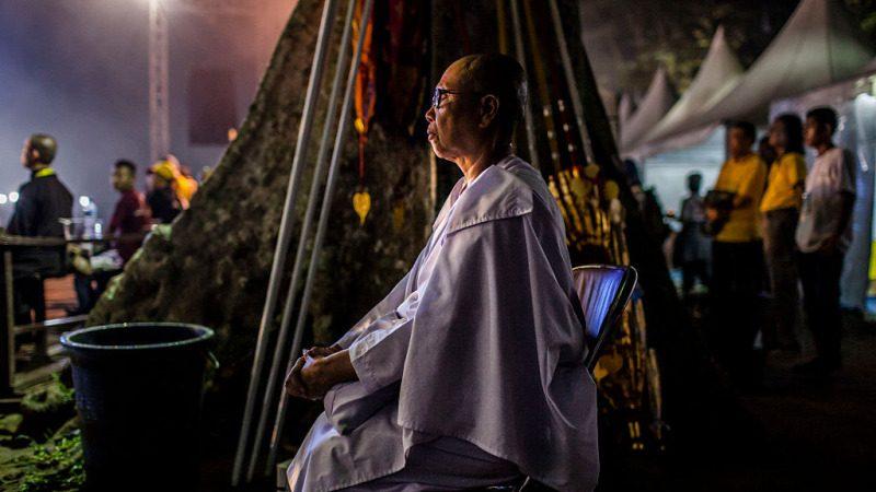 7寺庙连遭袭 印尼抓7嫌 称与反华无关