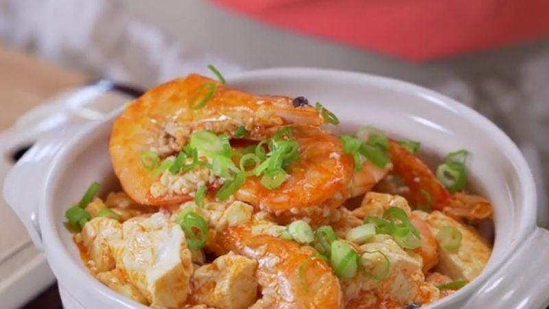 【美食天堂】必吃豆腐虾砂锅 只需5分钟