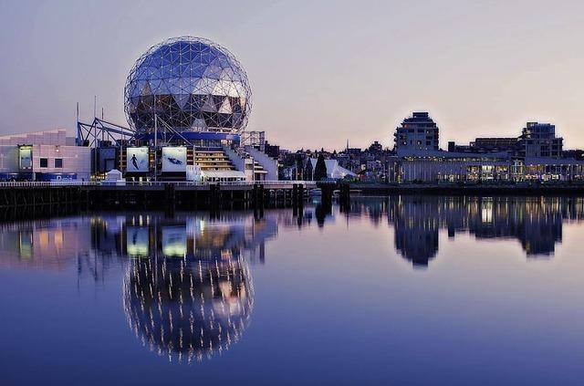 世界5大最適宜居住城市 溫哥華卡爾加里多倫多位列其中