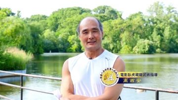 全世界華人武術大賽好手:電影臥虎藏龍武術指導-高西安