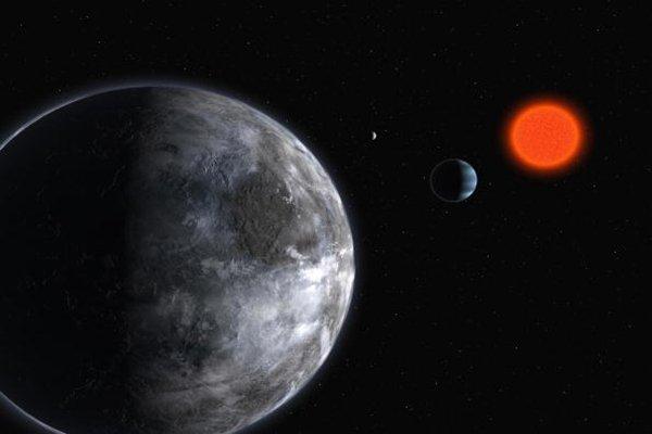 英科学家发现宜居新行星 距离地球仅4光年