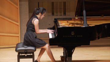演繹古典曲目 鋼琴大賽選手各有收穫