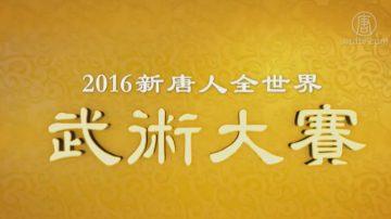 2016年新唐人全世界華人武術大賽特別節目(3)