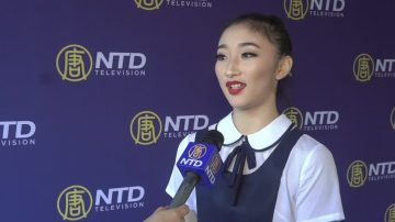 用古典舞展示現代中國 大賽選手重傳統文化