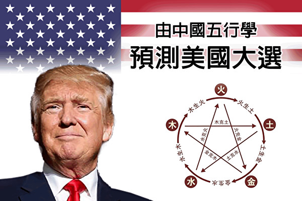 晨光:由中國五行學預測美國大選結果