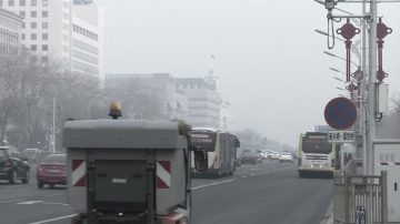 少放爆竹難驅霾 北京城年味減